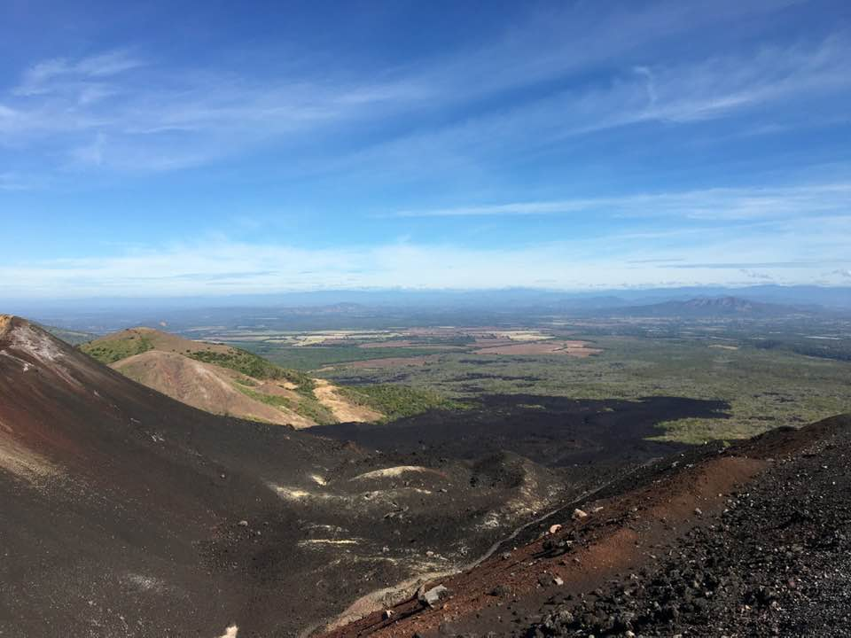 Vue depuis le Cerro Negro