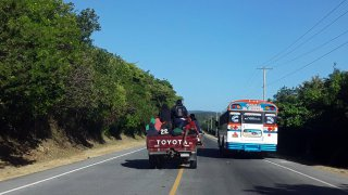 Le Nicaragua et la passion automobile