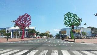 Managua, capitale du Nicaragua