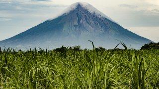Un moment arrêté au Nicaragua