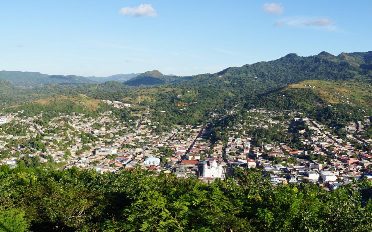 Bannière région Matagalpa/ zone matagalpa et les terres du nord