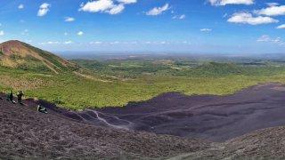 Les volcans de León