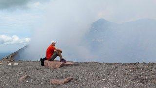 Voyage sur la route des volcans au Nicaragua