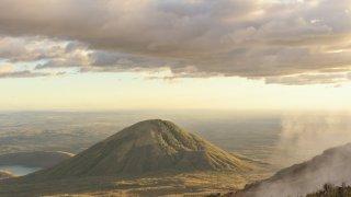 Illustration Région Les volcans de León