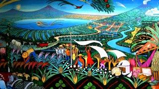 Illustration région Solentiname / zone Lac Nicaragua
