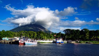Ometepe, la plus grande île du Lac Nicaragua
