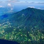 Le lac Nicaragua