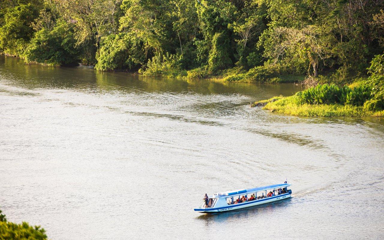 Illustration région Rio San Juan / zone Rio San Juan