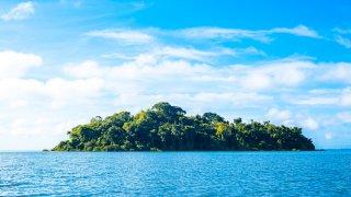 Bannière region Solentiname / zone Lac Nicaragua