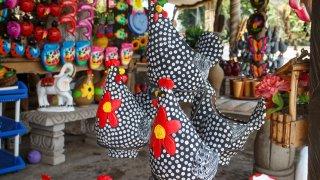 Meilleures photos du Nicaragua, artisanat local