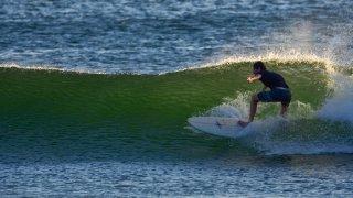 circuit surf et découverte
