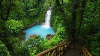 Costa Rica - volcan Tenorio