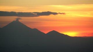 Nicaragua : Des volcans partout !